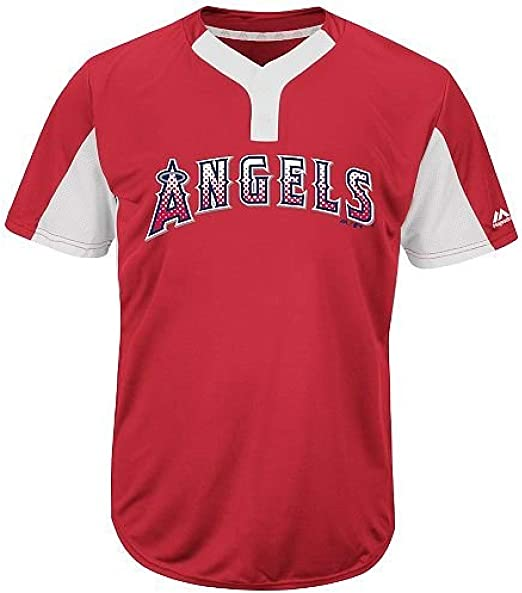 Women Los Angeles Angels Custom Name /& Number Cool Base Baseball Jersey Multiple Colors Available