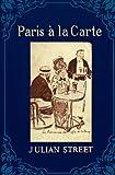 Paris a la Carte, Ross Brown, 1440472637