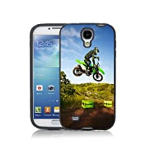 Motocross Sport Nsp6 Case Cover Protection for Samsung Galaxy A5 Black Hard Plastic