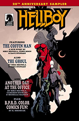 Hellboy 20th Anniversary Sampler #0 (Dark Horse Samplers) (English Edition)