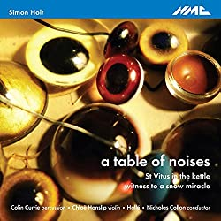 A Table of Noises