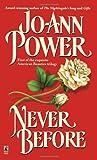 Never Before, Jo-Ann Power, 0671008986