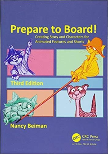 Prepare to Board! Creating Story and Characters for Animated Films