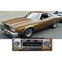 1970-1971 Ford Torino USA-630 II High Power 300 watt AM FM Car Stereo/Radio with iPod Docking Cable