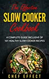 Free eBook - The Effective Slow Cooker Cookbook