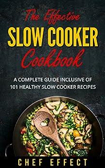 Effective Slow Cooker Cookbook Inclusive ebook product image