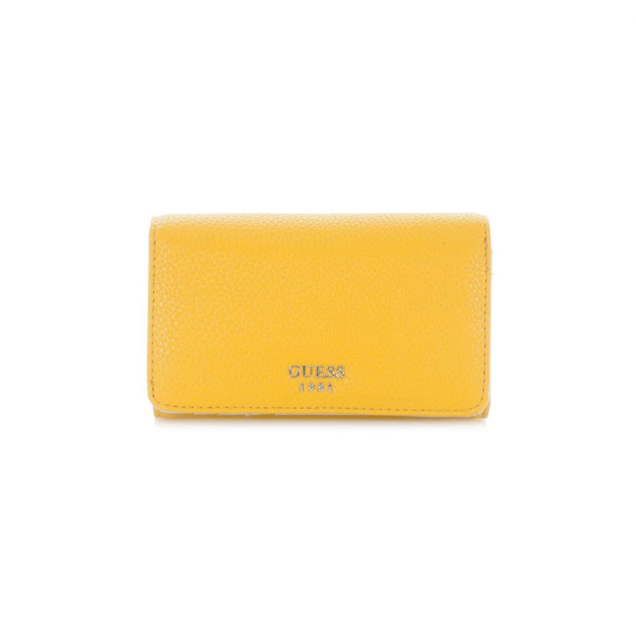 Guess - Cartera para Mujer Hombre Amarillo Sun M: Amazon.es ...