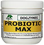 Nature's Farmacy Inc Dogzymes Probiotic Max for Pets, 8-Ounce