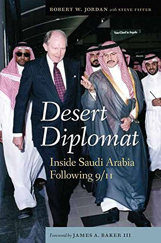 Desert Diplomat: Inside Saudi Arabia Following ()