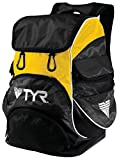 TYR Alliance Team Backpack II Black Gold