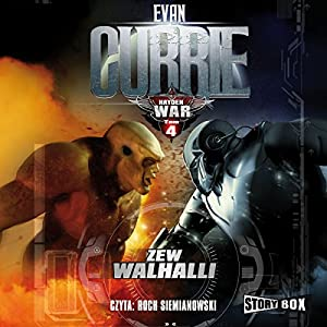 Zew Walhalli (Hayden War 4) Audiobook
