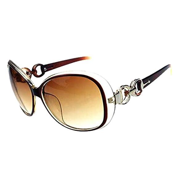 Gysad Gafas de sol Simple y con estilo Gafas de sol mujer ...