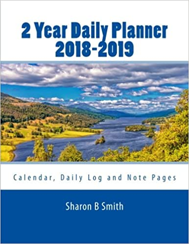 December 2017 - January 2020 Calendar 2 Year Daily Planner 2018 2019: December 2017 thru January 2020