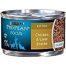 Purina Pro Plan FOCUS Wet Kitten Food