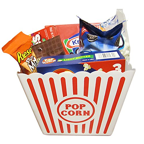 Popcorn Gift Set for Movie Night Sweet Treat Pack
