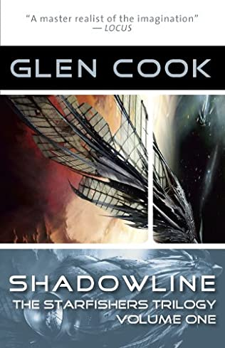 book cover of Shadowline