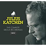 Julius Katchen: The Complete Decca Recordings (Coffret 35 CD)