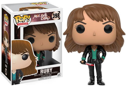 (Funko Ash vs Evil Ruby Knowby Pop Television Figure)