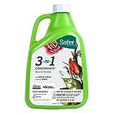 Safer Brand 3 in1 Garden Spray Concentrate 32 Ounces 5462