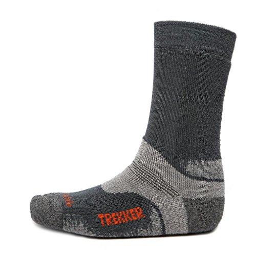 Bridgedale - Zapatillas de senderismo para hombre Gris gris XL