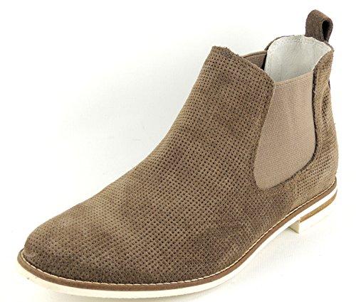 D Klondike Stiefel Klondike Taupe Stiefel Stiefelette z7t0wxf7