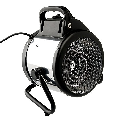 Bio Green Electric Fan Heater for Greenhouses, Palma Basic 1500 W,  incl. Frostthermostat