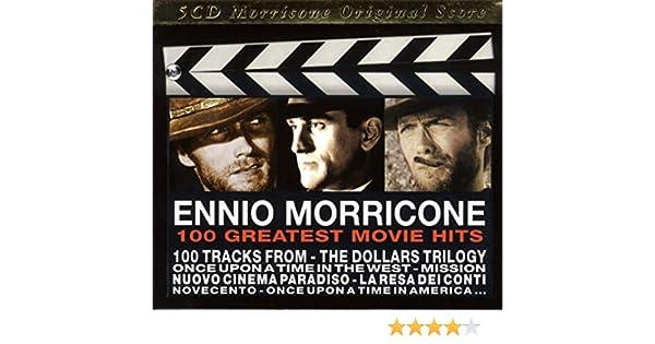 100 Greatest Movie Hits: Ennio Morricone; Solisti E Orchestre Del ...