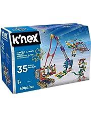 K'NEX – 35 Model Building Set – 480 Pieces – for Ages 7+ Construction Education Toy