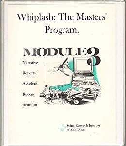 WHIPLASH: The Masters' Certification Program Module 3