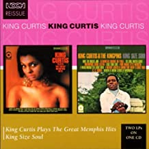 Plays the Great Memphis Hits / King Size Soul