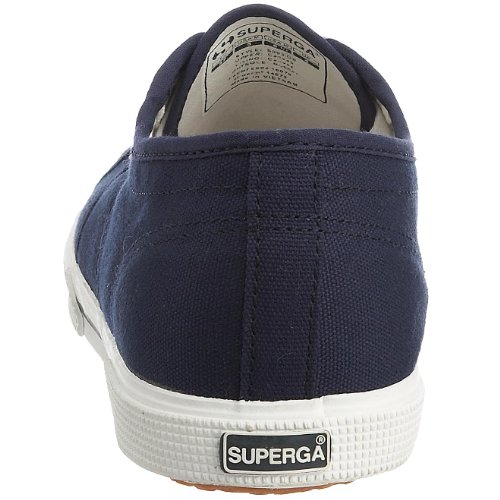 Cotu lona Zapatillas Unisex de Superga 2950 Blue 944 Azul HxWIq656