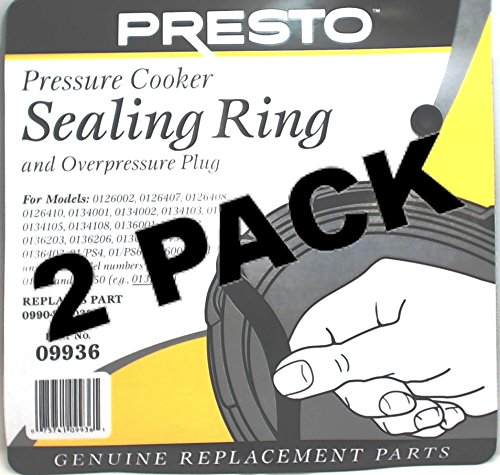 09936 Pressure Cooker Sealing Ring - 2