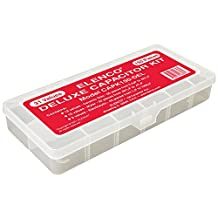 Elenco Electronics CAPK-150DEL 150 Capacitor Component Kit in Plastic Case