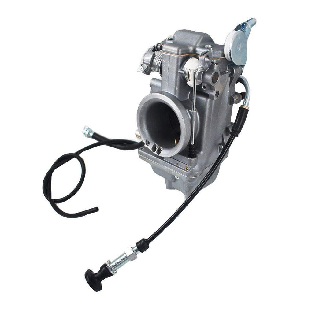 Motorcycle Engine Accessories Carburetor HSR45 45mm Carb Replacement for EVO Twin Cam TM42-6