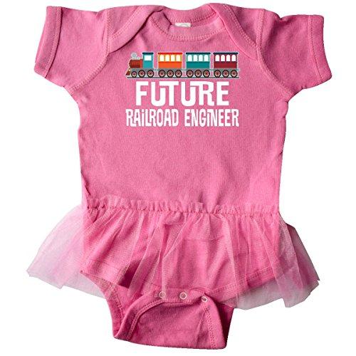 Railroad Engineers (inktastic Future Railroad Infant Tutu Bodysuit 6 Months Raspberry 2e7fd)