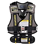 RideSafer Type 3 GEN3 Travel Vest - Gray/Black - Small