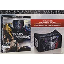 Transformers The Last Knight with Limited Edition Viewing Goggles Ultra HD
