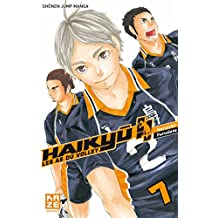 Haikyu !! - Les As du volley T07 (French Edition)
