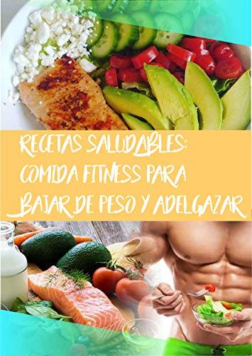 comidas saludables para bajar de peso preparación de comidas