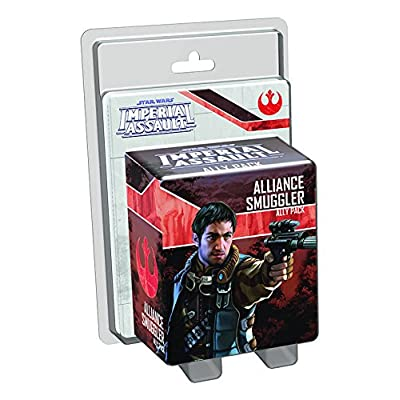 Star Wars Alliance Smuggler Ally Pack: Toys & Games