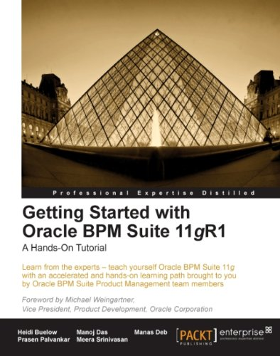 Getting Started with Oracle BPM Suite 11gR1 - A Hands-On Tutorial Pdf