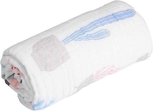 41.3 x 41.3 Toalla de baño para niños,Manta de recepción grande,suave Absorbente Algodón orgánico Unisex Capas múltiples para niños Niñas Recién nacido Baby Shower Regalo(Dog): Amazon.es: Bebé