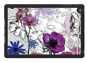 Purple Flowers #1 - Case for iPad Mini