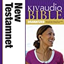 KJV New Testament Dramatized Audio Audiobook by  Zondervan Narrated by  full cast