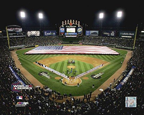 Chicago White Sox U.S. Cellular Field MLB Stadium Photo(Size: 8