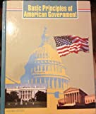 Basic Principles of American Government, Gerson Antell, 087720876X