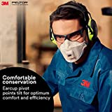 3M Peltor X4A Over-the-Head Ear Muffs, Noise