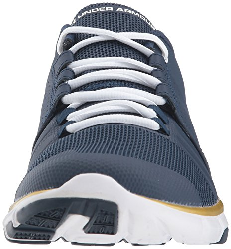 Rush White Fitness De Bleu Pour academy 7 Ua Chaussures Gold Strive Under Armour Nm Hommes aABqwT