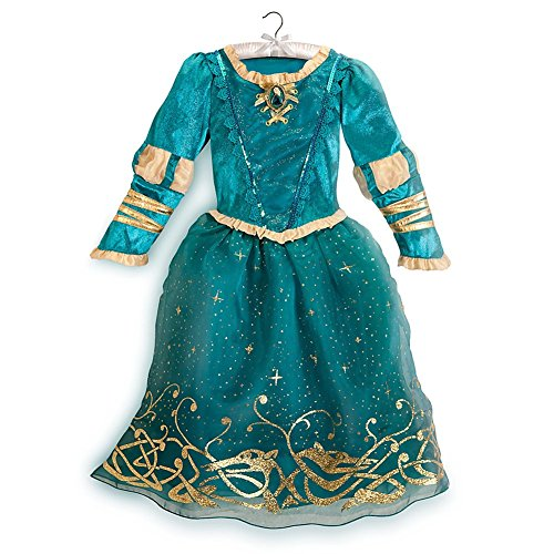 Disney Store Brave Princess Merida Costume Size Medium 7/...