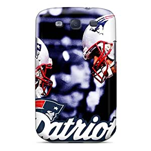 Cases Covers New England Patriots/ Fashionable Cases For Galaxy S3
